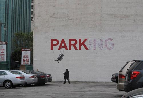 BanksyI